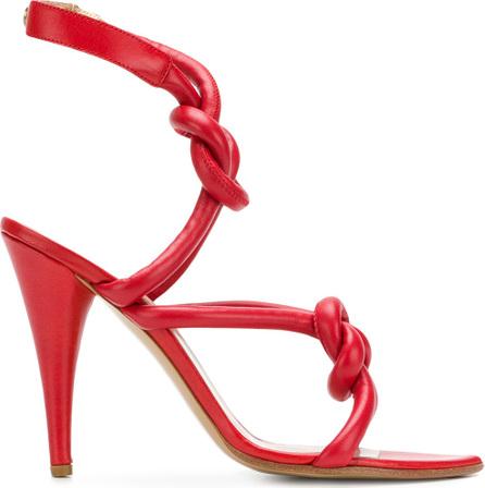 Vivienne Westwood Tied strappy sandals