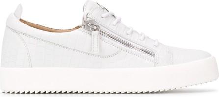 Giuseppe Zanotti Side zip sneakers