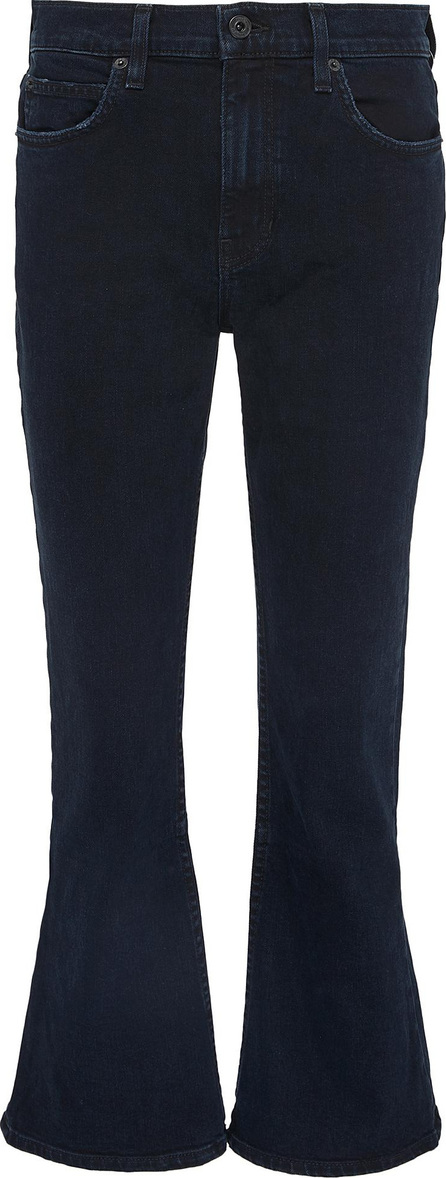 Proenza Schouler PSWL cropped flared jeans