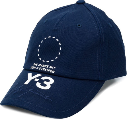 Y-3 Embroidered cap