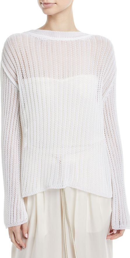 Giada Forte V-Back Neckline Sweater
