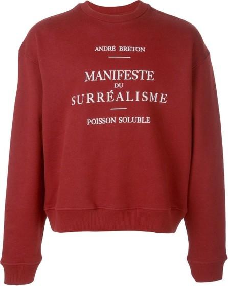 Enfants Riches Deprimes crew neck sweatshirt