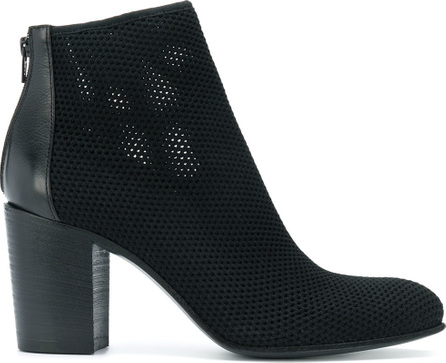 Strategia Mesh style ankle boots