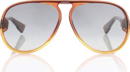 Dior Lia aviator sunglasses