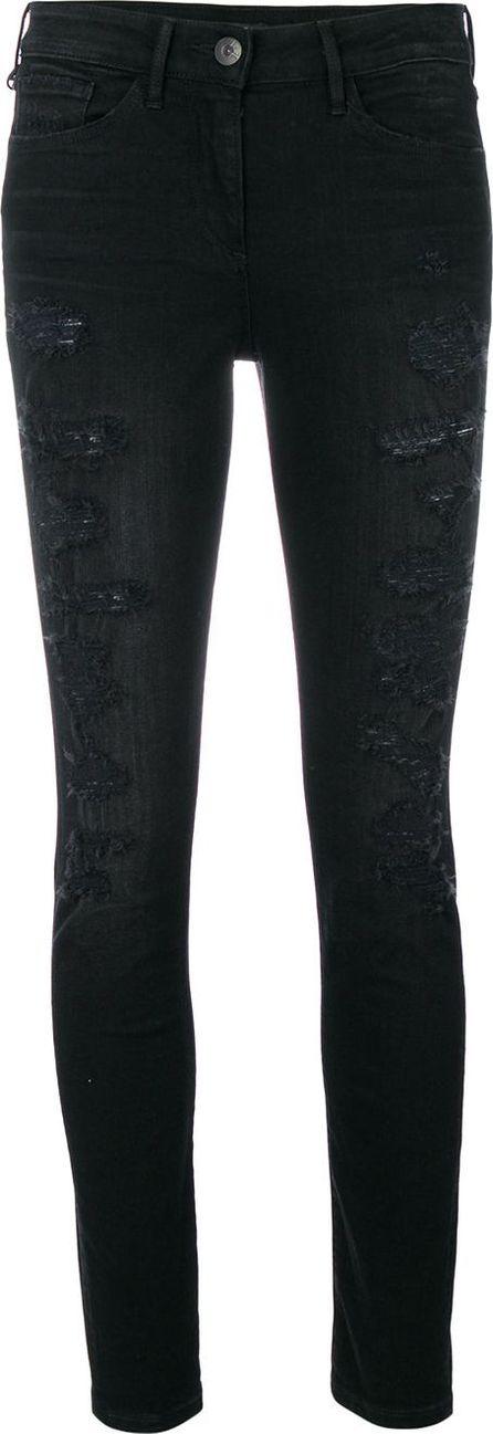 3X1 distressed skinny jeans