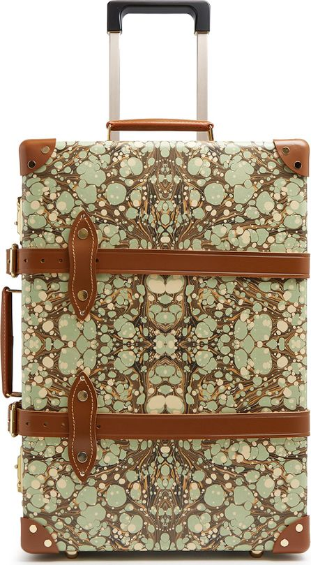 Globe-Trotter X MATCHESFASHION.COM Centenary 20″ suitcase