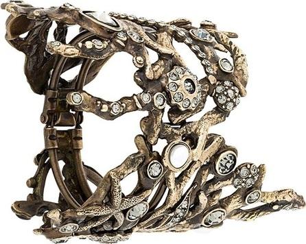 Alberta Ferretti twisted bracelet