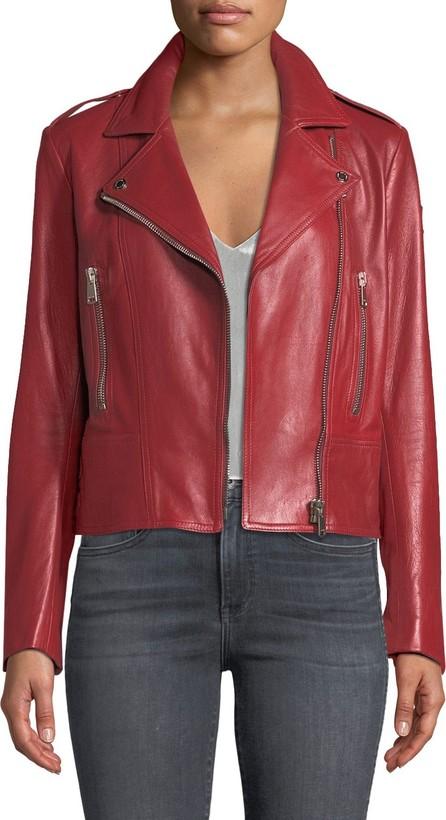 Belstaff Marving-T Lambskin Leather Moto Jacket