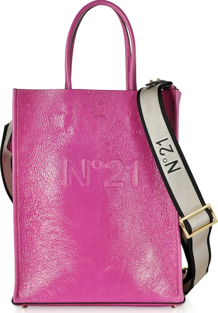 N°21 Small Fuchsia Shopping Bag