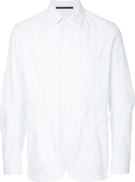 Haider Ackermann Pointed collar shirt