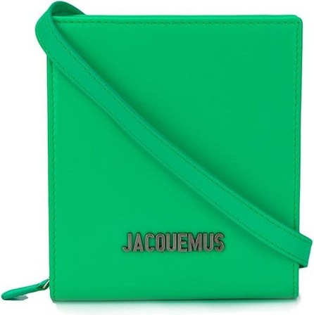 Jacquemus Le Gadjo strapped wallet
