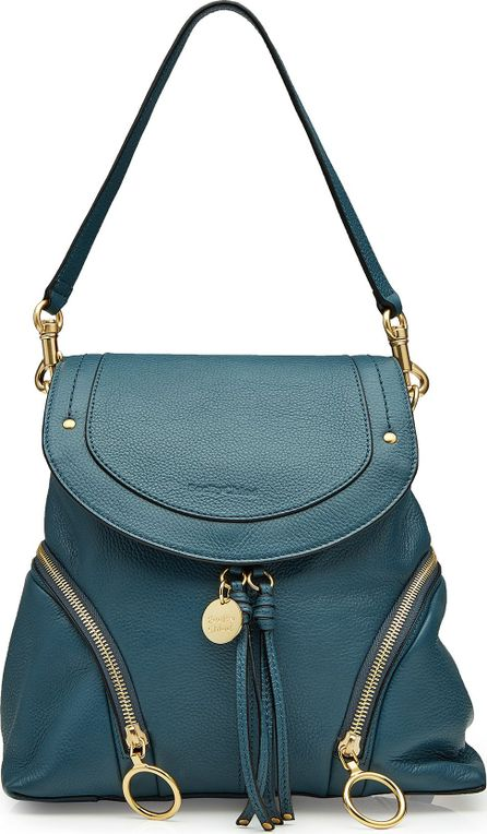 See By Chloé Leather Backpack