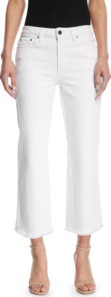 AO.LA Perfect Cropped Kick Flare Jeans