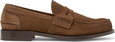 Church'S Pembrey Suede Penny Loafers