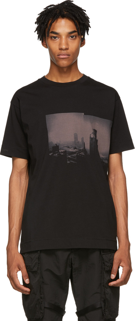 Alyx Black Cityscape Thorn T-Shirt