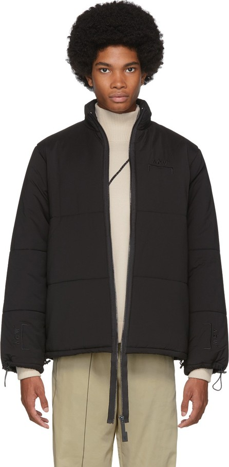 A-Cold-Wall* Black Classic Puffer Jacket