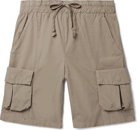 John Elliott Cotton Cargo Shorts