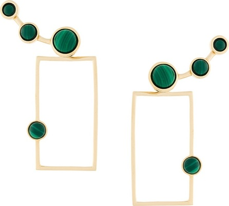 Eshvi Lava earrings