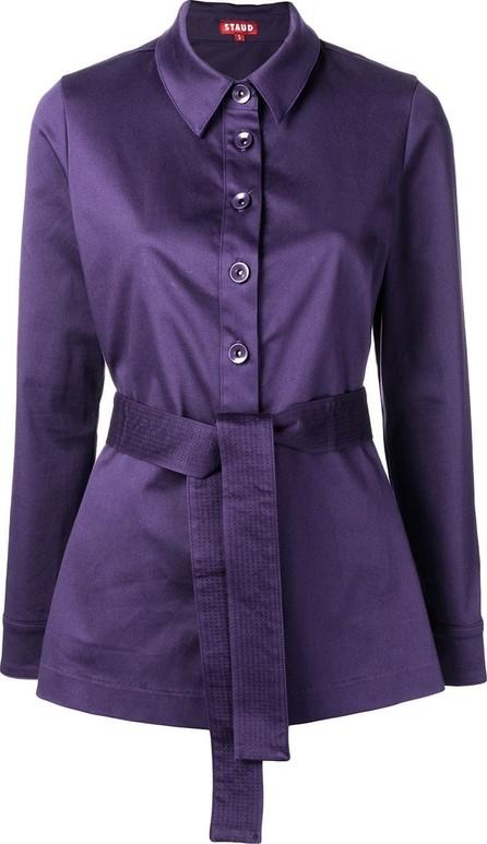 Staud Fitted waist jacket