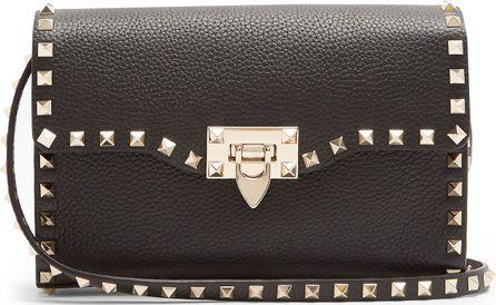 Valentino Rockstud medium leather cross-body bag