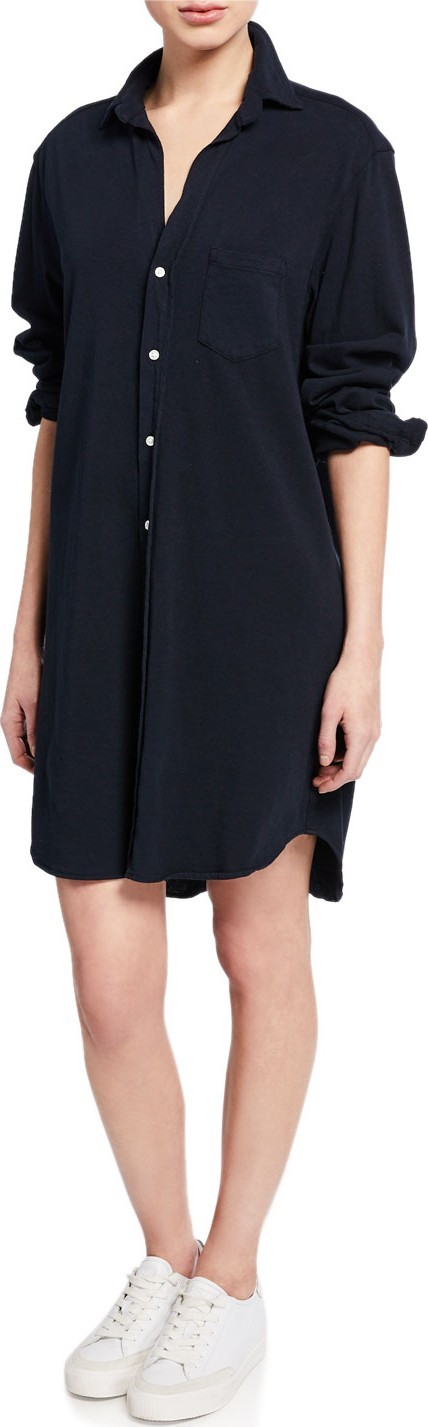 FOREO Mary Relaxed Cotton Shirtdress