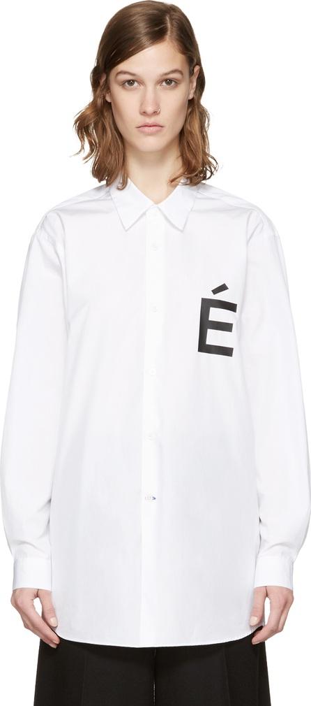 Etudes White Ombre Shirt