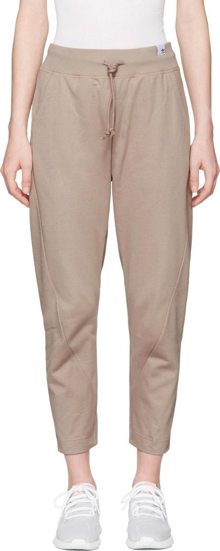 adidas Originals XBYO Taupe Satomi Nakamura Edition Lounge Pants