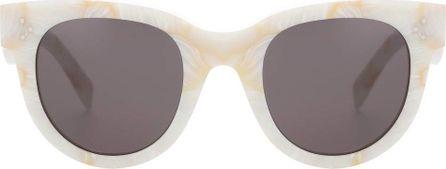 Celine Baby Audrey cat-eye sunglasses