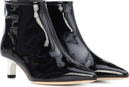 Rejina Pyo Marta leather ankle boots
