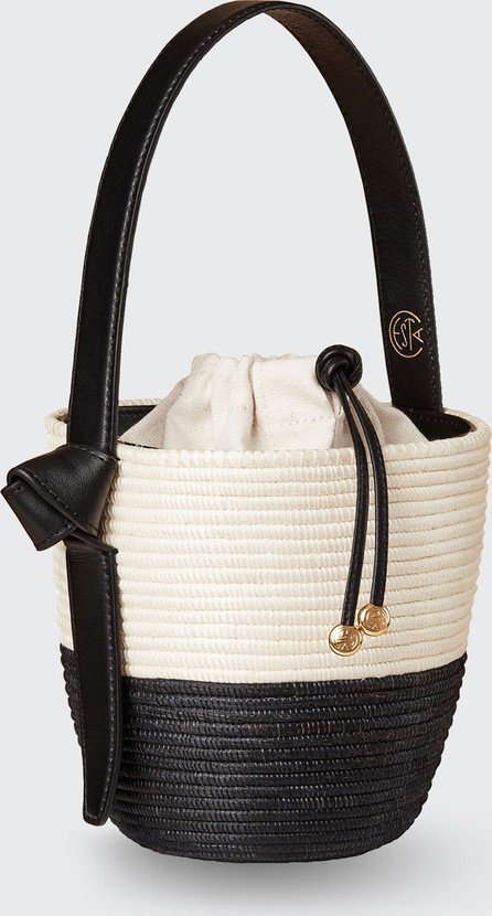 Cesta Collective Two-Tone Lunch Pail Bucket Bag
