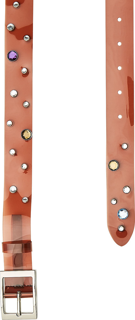Alessandra Rich Embellished Belt