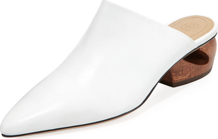 THE ROW Haya Leather Slide Mule