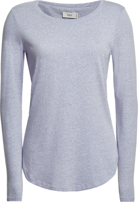 Closed Long Sleeved Top with Cotton