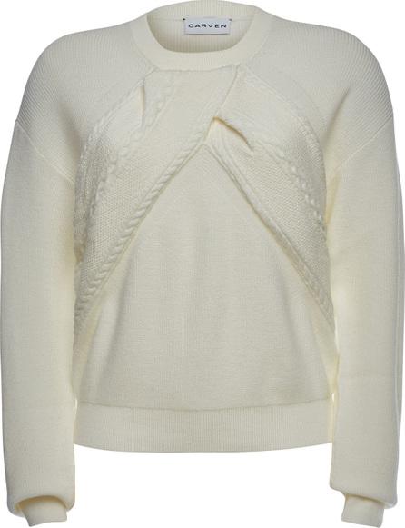 Carven Merino Wool Pullover