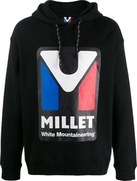 White Mountaineering Millet hoodie
