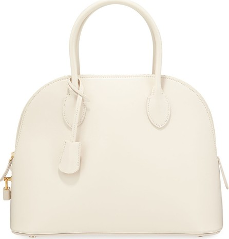 THE ROW Lady Soft Box Top-Handle Bag