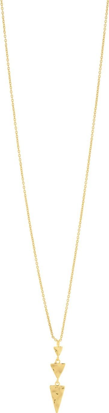 Gorjana Luca Tiered Triangle Necklace