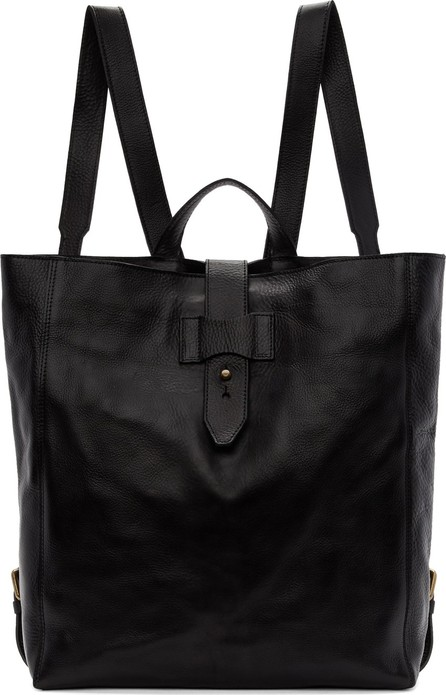 Officine Creative Black Rare Backpack