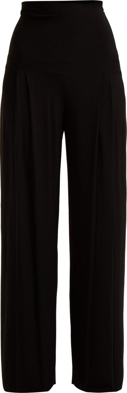 Norma Kamali High-waisted trousers