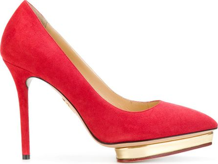Charlotte Olympia Debbie pumps