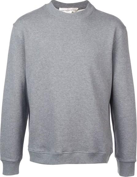Golden Goose Deluxe Brand Logo printed sweatshirt