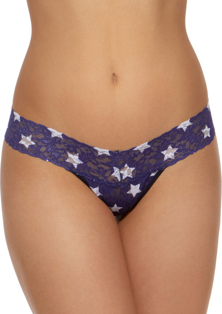 Hanky Panky All Stars Low-Rise Lace Thong