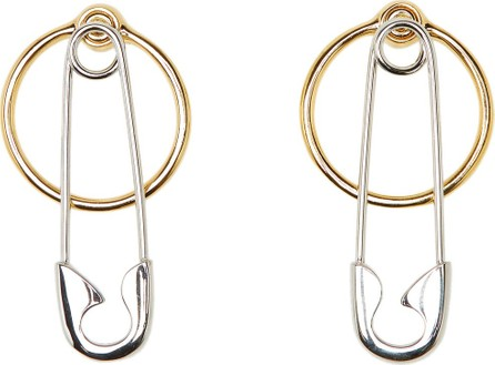 Alexander Wang Safety Pin Earrings