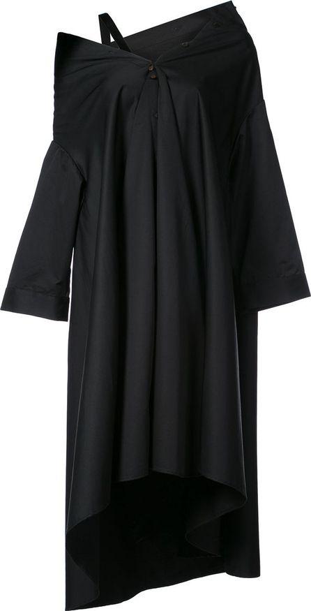 Jasmin asymmetric dress