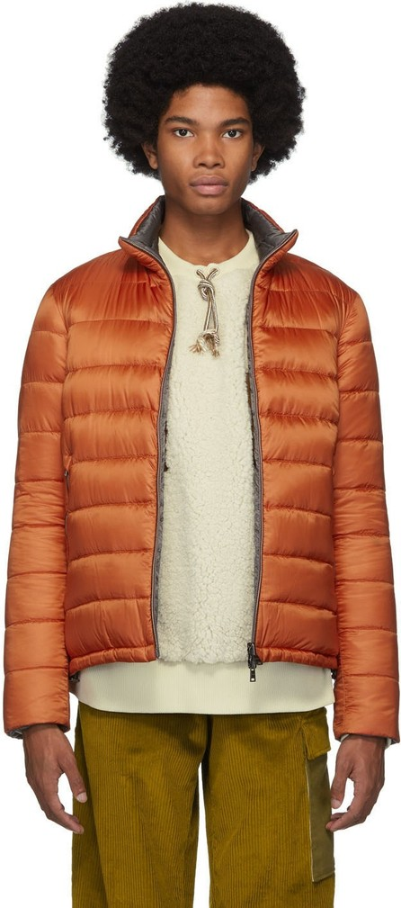 Herno Reversible Orange Ultralight Down Jacket