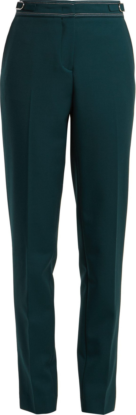 Gabriela Hearst Isabel slim-leg wool trousers