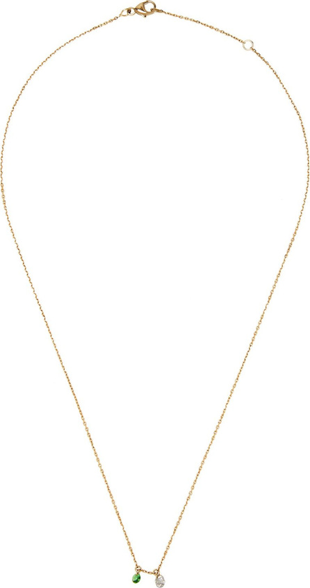 Raphaele Canot Set Free tsavorite & diamond necklace