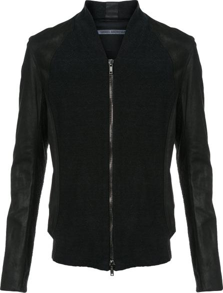 Daniel Andresen Longsleeved front zipped jacket