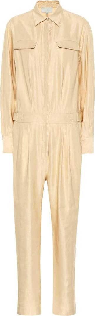 Arje Anouk linen-blend jumpsuit