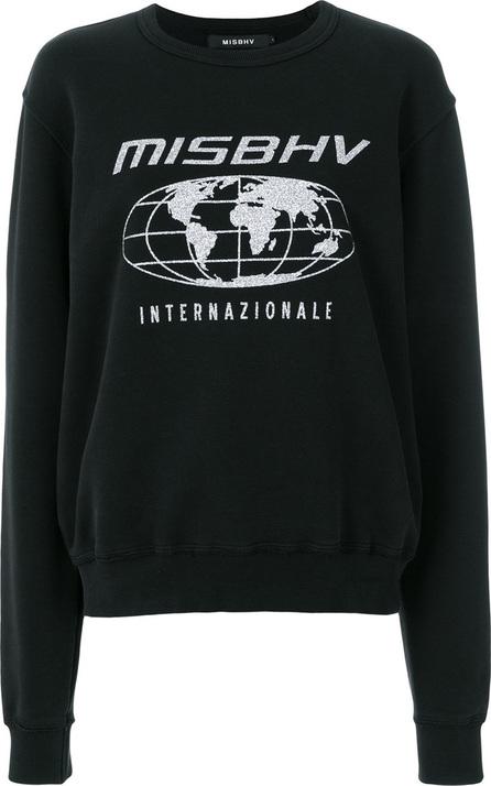 Misbhv Front printed sweatshirt
